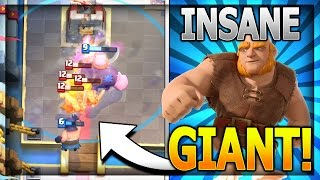 New Update Gameplay - Executioner Damage Buff is Insane!! Giant Executioner Tornado Deck with No Legendary Option!! Giant Executioner Deck for Legendary Aren...