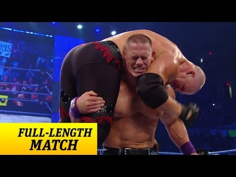 FULL-LENGTH MATCH - SmackDown - John Cena vs. Kane - Lumberjack Match
