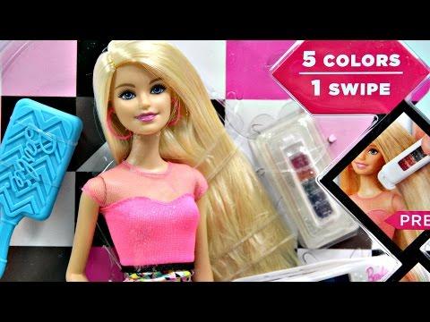"""Кукла Barbie """"Радужные волосы"""""""
