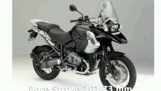 9. BMW R 1200GS Adventure Triple Black  Details motorbike