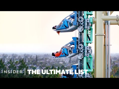 44 Things To Add To Your Thrill-seeking Bucket List | The Ultimate List