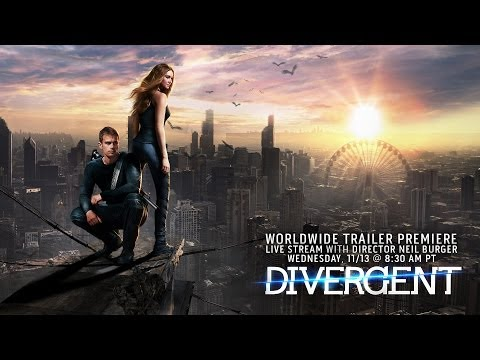 Worldwide - http://divergentthemovie.com/tickets NOW PLAYING in theaters. DIVERGENT is a thrilling action-adventure film set in a world where people are divided into dis...