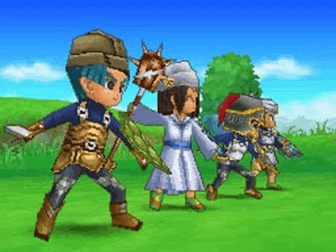 Dragon Quest IX: Sentinels of the Starry Skies (DS Review)