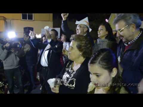 Isla Cristina celebra la Nochevieja con 12 Gambas
