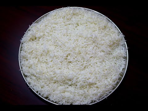 How To Cook Basmati Rice Perfectly.!!
