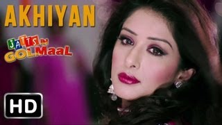 EXCLUSIVE SONG | AKHIYAN BY ROSHAN PRINCE | FROM UPCOMING PUNJABI MOVIE OF 2013 | JATTS IN GOLMAAL