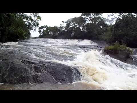 Cachoeira em Silveiras