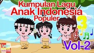 Video Kumpulan Lagu Anak Indonesia Populer 17 Menit - Vol 2   Lagu Anak Indonesia MP3, 3GP, MP4, WEBM, AVI, FLV Mei 2018