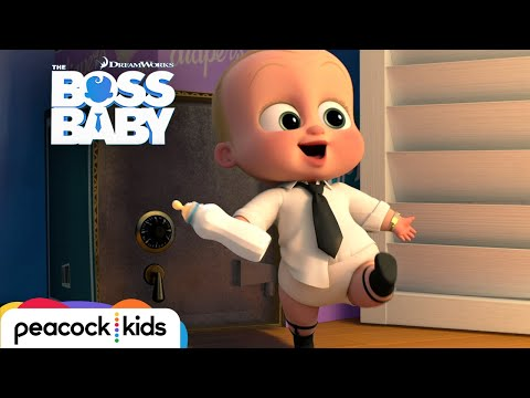 The Boss Baby (Clip 'I'm the Boss')