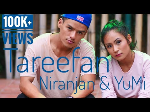TAREEFAN - VEERE DI WEDDING | QARAN FT. BADSHAH | DANCE CHOREOGRAPHY BY NIRANJAN & YUMI