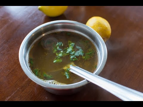 Lemon Rasam Recipe | Nimbe hannina saaru । ನಿಂಬೆಹಣ್ಣಿನ ಸಾರು | South Indian rasam recipes