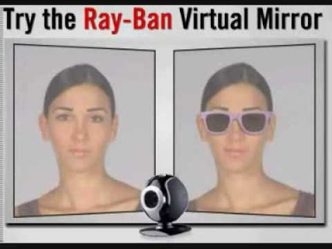 0 Ray Ban Augmented Reality: Virtual Mirror