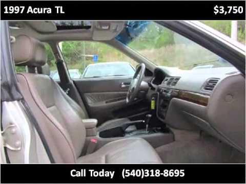 1997 Acura TL Used Cars Stafford VA