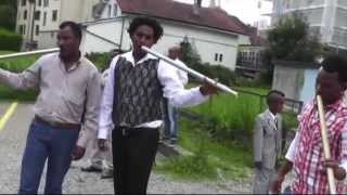 Eritrean Wedding In Switzerland { ሸዊት ስምኦን&ሚካኤል ገ/ኣብ } ** 2
