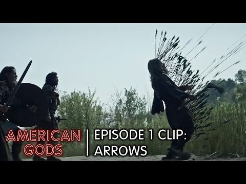 Episode 1 Clip: Arrows | American Gods