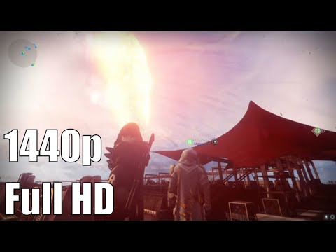 Destiny 2 - Rasputin Destroys the Almighty | 1440p HD