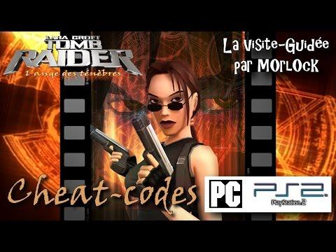 LARA CROFT TOMB RAIDER : LOT 4 JEUX PS2 Anniversary Legend Underworld L'Ange