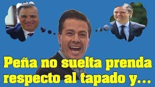 Video Julio Astillero. Peña no suelta prenda respecto al tapado y convierte asamblea del PRI en... MP3, 3GP, MP4, WEBM, AVI, FLV Agustus 2017