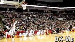 C.J. Leslie - 2010 McDonald's High School All American Dunk Contest