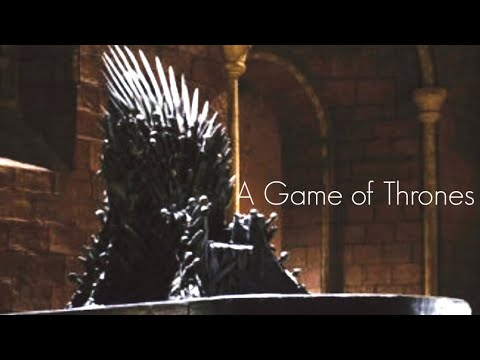 A Game of Thrones | The iron Throne (GoT)