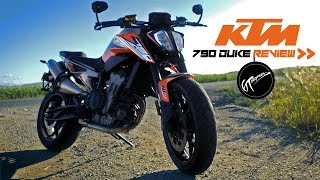 8. KTM 790 Duke test ride review