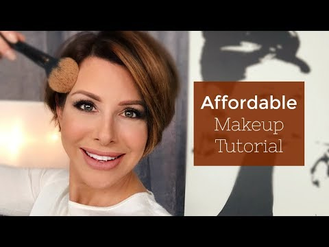 Full Makeup Using Products Under $14.99