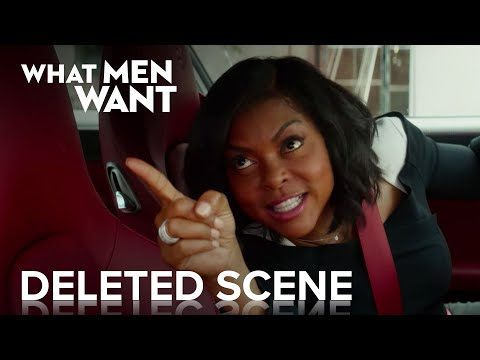 "WHAT MEN WANT   ""Taraji"" Deleted Scene   Paramount Movies"