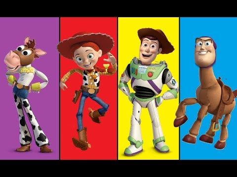 Video Wrong Heads Toy Story Disney Finger Family  Bullseye Woody Buzz Lightyear Jessie - Toy Club download in MP3, 3GP, MP4, WEBM, AVI, FLV January 2017