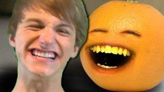 Download Youtube: Annoying Orange - Annoying Orange vs. FRED!!!