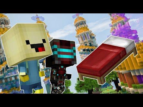 VENDALI A BANÁN MAJÚ DETI?! - Minecraft Mini Bedwars