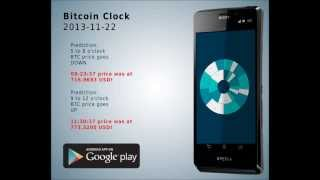 Bitcoin Clock YouTube video