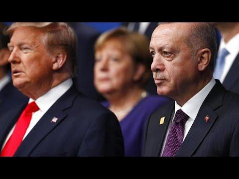 Τραμπ σε Ερντογάν: Τουρκία και Ελλάδα λύστε τις διαφορές σας στην ανατολική Μεσόγειο…