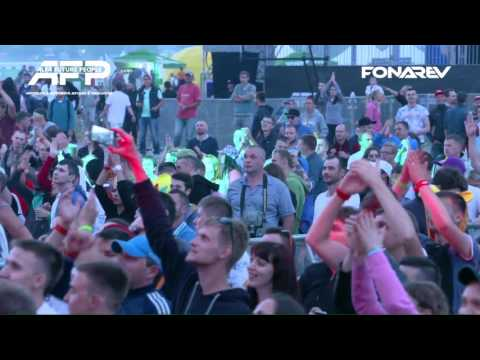 Fonarev - Live @ Alfa Future People 2016