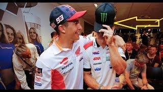 Video Bukan ZARCO Maupun CRUTCHLOW MARQUEZ Pilih NAMA INI Jadi Tandemnya Di HRC Hingga MotoGP 2020 MP3, 3GP, MP4, WEBM, AVI, FLV Oktober 2018