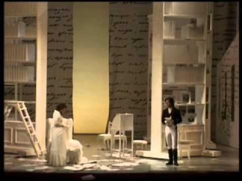 Опера Чайковского 'Евгений Онегин'