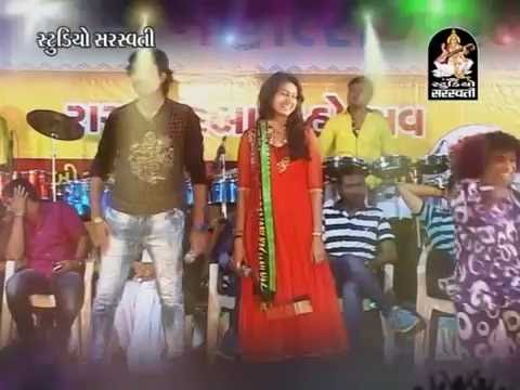 Kinjal Dave, Jignesh Kaviraj | Mai Teri Chunaria - 4 | Non Stop | Gujarati Garba 2016 | Live Video - Movie7.Online