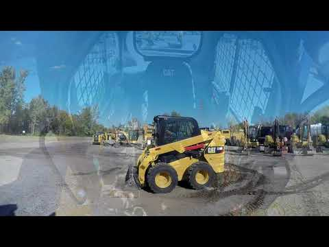 CATERPILLAR SKID STEER LOADERS 236D equipment video 0EnVIIACtL0