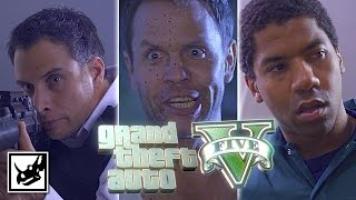 Nonton Grand Theft Auto V  Lucid  Live Action Gta V Movie    Gritty Reboots Film Subtitle Indonesia Streaming Movie Download