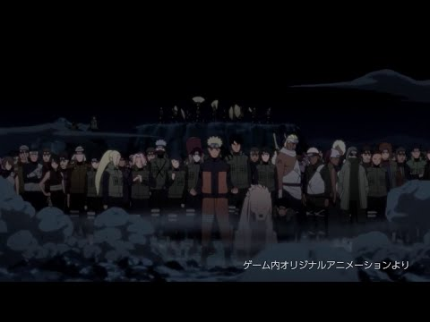 storm - New commercial for Naruto Shippuden Ultimate Ninja Storm Revolution! Lots of giant battles, Minato vs Kushina, new cut scenes, and more!