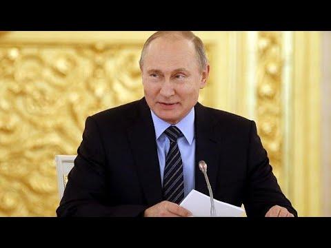Ρωσία: «Απόλυτη νίκη» θέλει ο Πούτιν στις προεδρικές εκλογές