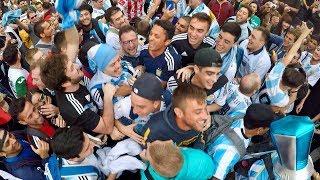 Video Аргентинцы в Москве.  los fans de argentina en rusia 2018 MP3, 3GP, MP4, WEBM, AVI, FLV Agustus 2018