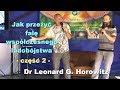 Dr Leonard G. Horowitz