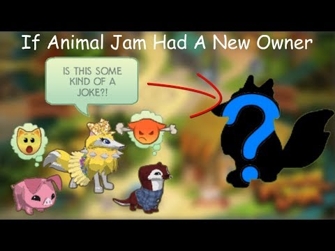 Video If Animal Jam Had A New Owner download in MP3, 3GP, MP4, WEBM, AVI, FLV January 2017