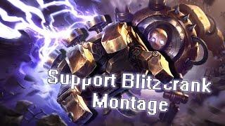 LMHT: Blitzcrank kéo cực hay trong tay game thủ trình kim cương