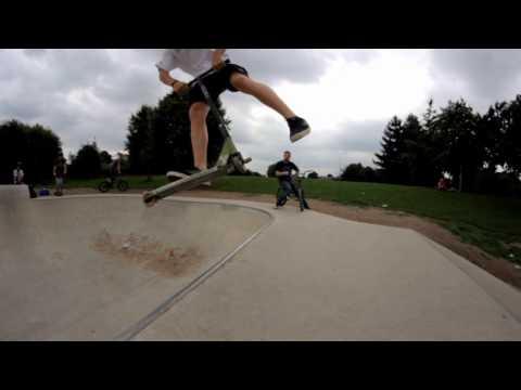 Taylor Ottaway - Skatepark Edit