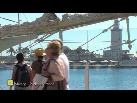 Der Große Wanderweg Málagas. Etappe 1: Málaga – Rincón de la Victoria (Deutsch)
