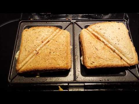 TEFAL Snack Collection SW852D12 (SW854D16) -  Toasts (Tosty) at work toast