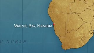 Walvis Bay Namibia  city pictures gallery : Walvis Bay, Namibia - Port Report