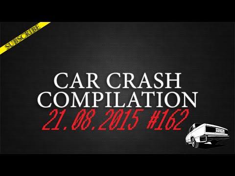 Car crash compilation #162 | Подборка аварий 21.08.2015
