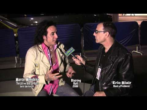 ESP Bass Player Marco Mendoza Interview